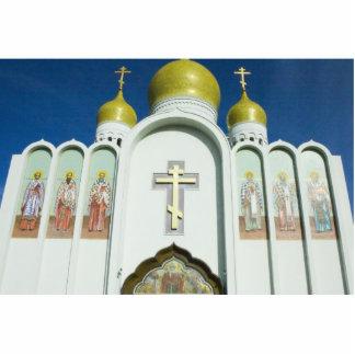 Russian Orthodox Church Photo Cutouts