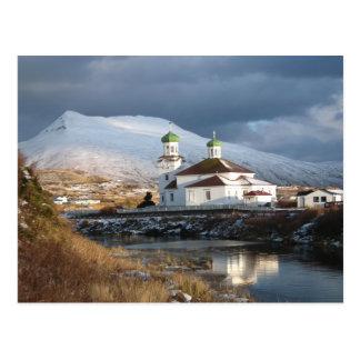 Russian Orthodox Church Southern View Postcard
