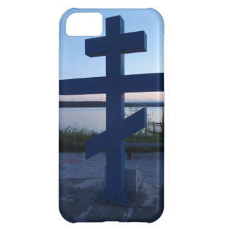 Russian Orthodox Cross iPhone 5C Covers