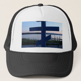 Russian Orthodox Cross Trucker Hat