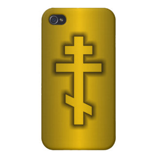 Russian Orthodox iPhone 4/4S Cover