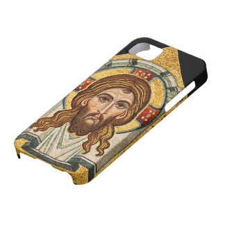 Russian orthodox mosaic icon iPhone SE/5/5s case