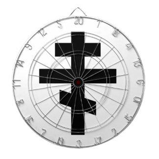 Russian Orthodox Symbol Dartboards