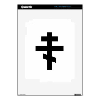 Russian Orthodox Symbol Decals For The iPad 2