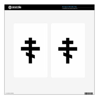 Russian Orthodox Symbol Skins For Kindle Fire