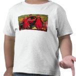 Russian Peasants Singing Shirts
