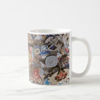 Russian Pins Coffee Mug