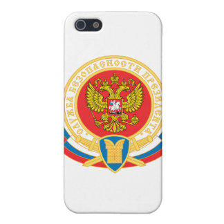 Russian president's security emblem case for iPhone SE/5/5s