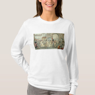 Russian Prisoners Paraded on the Boulevard T-Shirt