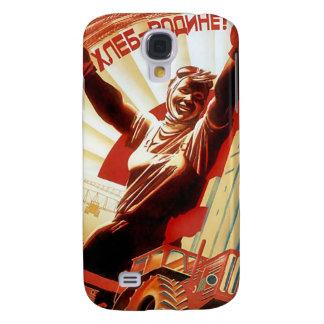 Russian Propaganda Galaxy S4 Case