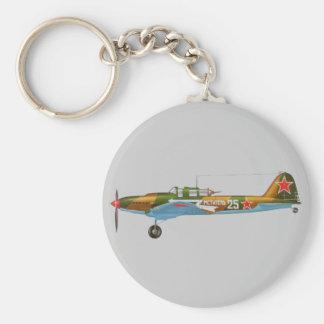 Russian recip keychain