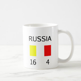 Russian Referee Team Coffee Mug