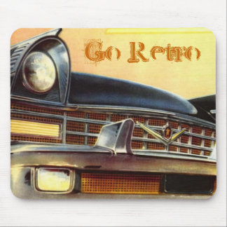 russian retro, Go Retro Mouse Pad
