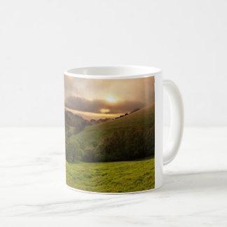 Russian Ridge on Easter Sunday Coffee Mug