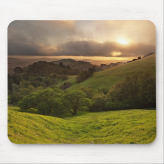 Russian Ridge on Easter Sunday Mouse Pad