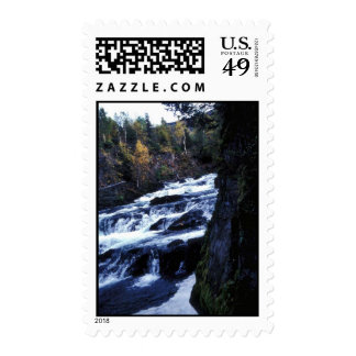 Russian River Falls Postage Stamp