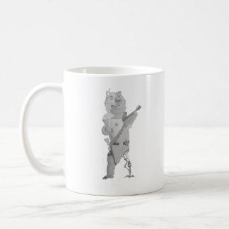 Russian Robo - Bear. Mug