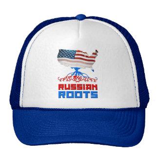 Russian Roots Trucker Hat