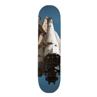 Russian spaceship Vostok Skateboard
