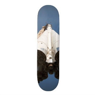 Russian spaceship Vostok Skateboard Deck