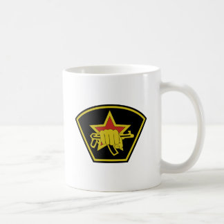 Russian Special Forces Spetsnaz Sleeve Patch Coffee Mug