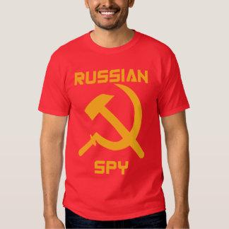 Russian Spy Tee Shirt