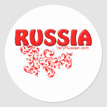 Russian Stickers