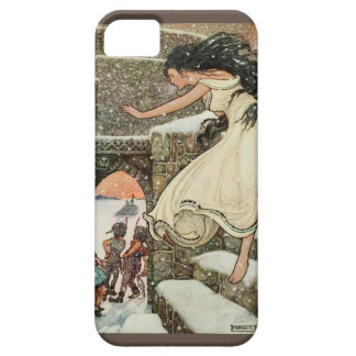 Russian Storybook Princess Frank Pape Art iPhone SE/5/5s Case
