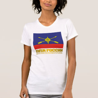 Russian Strategic Missile Troops Emblem Shirts
