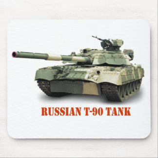 RUSSIAN T-90 MOUSE PAD