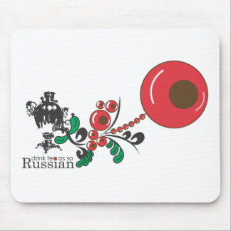 Russian Tea Mouse Pad
