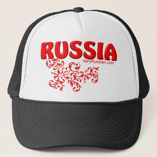 Russian Trucker Hat