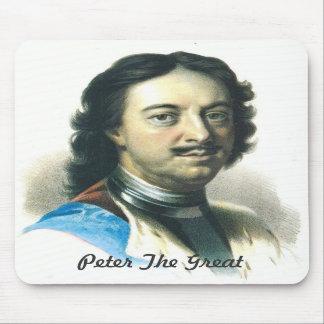 Russian Tsar Peter the Great Mousepad