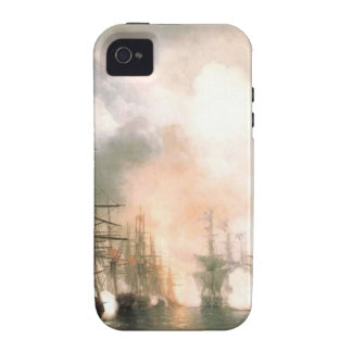 Russian-Turkish Sea Battle of Sinop Case For The iPhone 4
