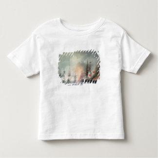 Russian-Turkish Sea Battle of Sinop Toddler T-shirt