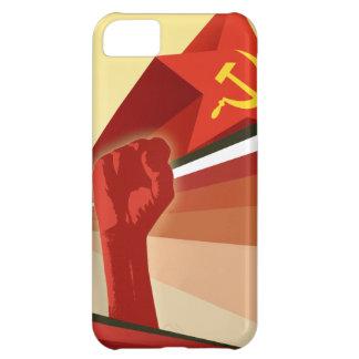 Russian Vintage Communist Propaganda Cover For iPhone 5C