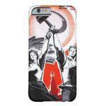 Russian Vintage Propaganda iPhone 6 Case