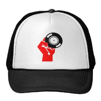Russian Vinyl Trucker Hat