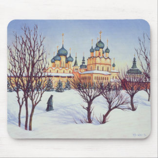 Russian Winter 2004 Mouse Pad