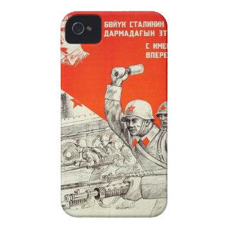 Russian WWII Propaganda iPhone 4 Case