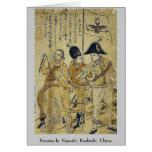 Russians by  Nagasaki,  Bunkindo,  Ukiyoe Cards
