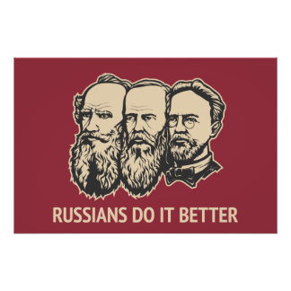 Russians Do It Better Posters