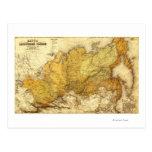 RussiaPanoramic MapRussia Postal