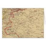 Russie, Pologne, ante, Norwege, en 1840 de Danemar Tarjeton