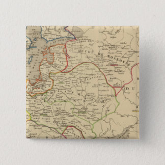Russie, Pologne, Suede, Norwege, Danemarck Button