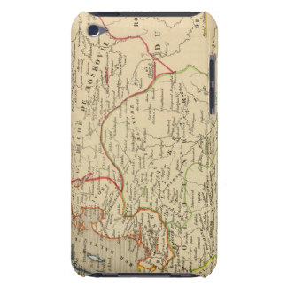 Russie, Pologne, Suede, Norwege, Danemarck iPod Case-Mate Cases