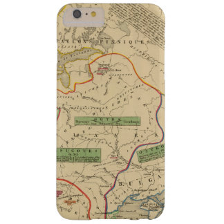 Russie, Suede, Norwege Barely There iPhone 6 Plus Case