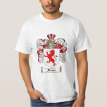 Russo Family Crest - Russo Coat of Arms T-Shirt