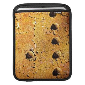 rust and peel iPad sleeves