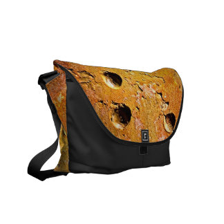 rust and peel messenger bag